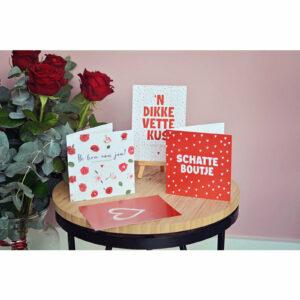 Valentijns kaarten